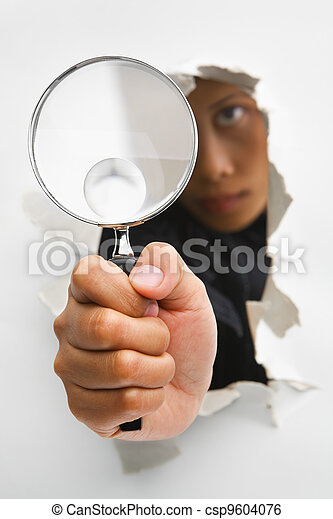 Breakthrough in investigation process - csp9604076