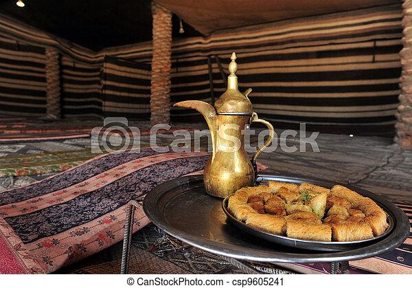 Food and Cuisine - Restaurant - csp9605241