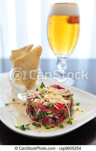 Food and Cuisine - Restaurant - csp9605254