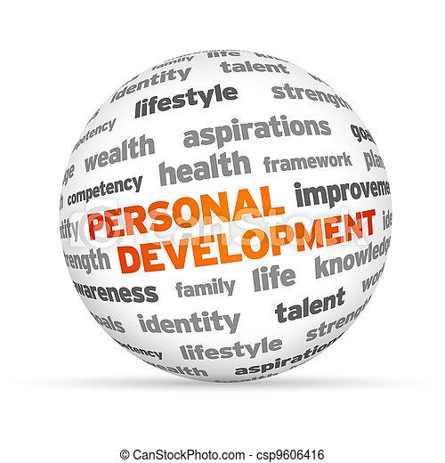 Personal Development - csp9606416