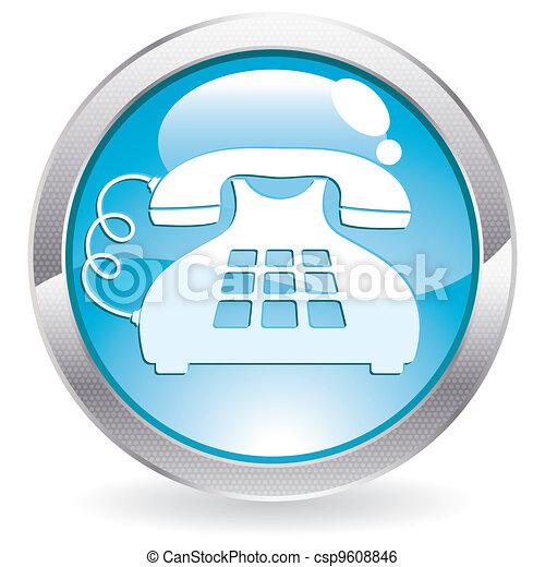 Gloss Button - csp9608846