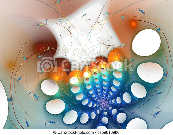 Fractal galactic - csp9610980