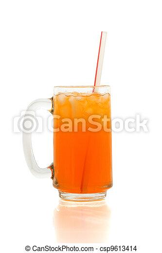 Orange Soda - csp9613414