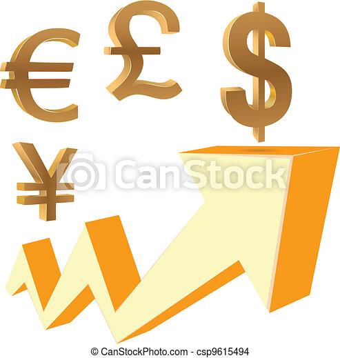 Dynamics of financial growth - csp9615494