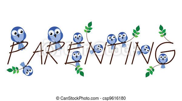 Parenting - csp9616180