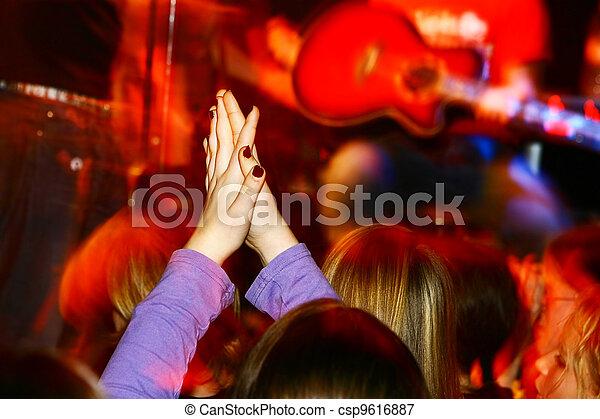 Live Concert - csp9616887