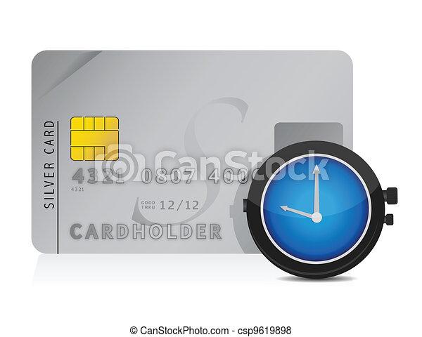 Financial safety concept - csp9619898