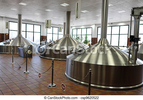 Beer Breweries - csp9620522
