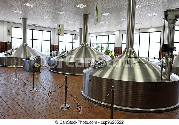 Beer Breweries - csp9620522