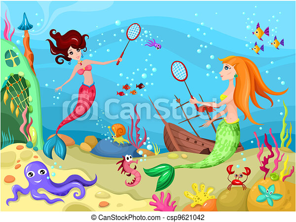 sea life - csp9621042