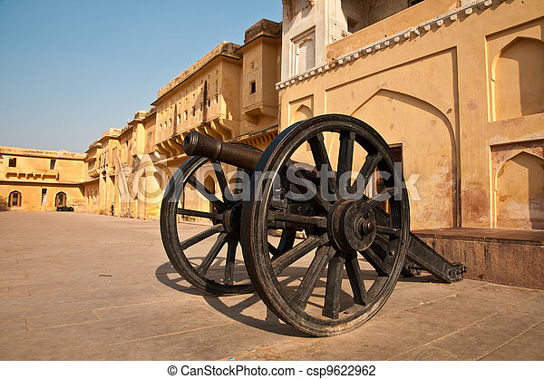 Amber fort cannon - csp9622962