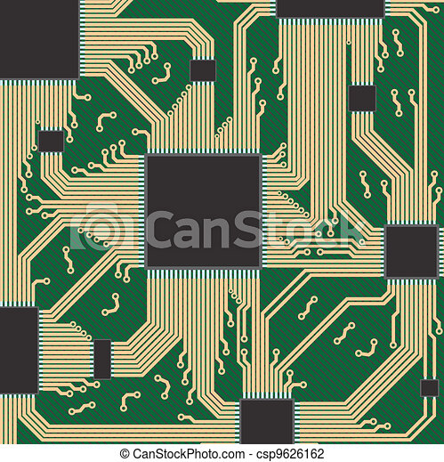 Circuit board. - csp9626162
