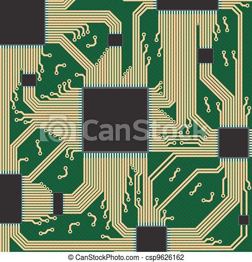 Circuit board. - csp9626162