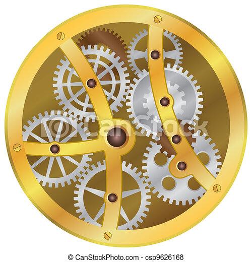 Mechanism. - csp9626168