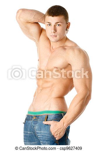 Bodybuilder - csp9627409