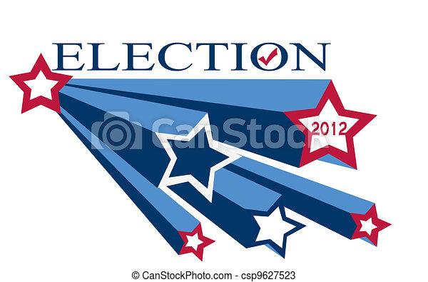 Election 2012 - csp9627523