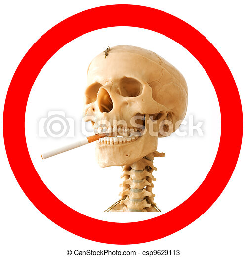 Smoking kills - csp9629113