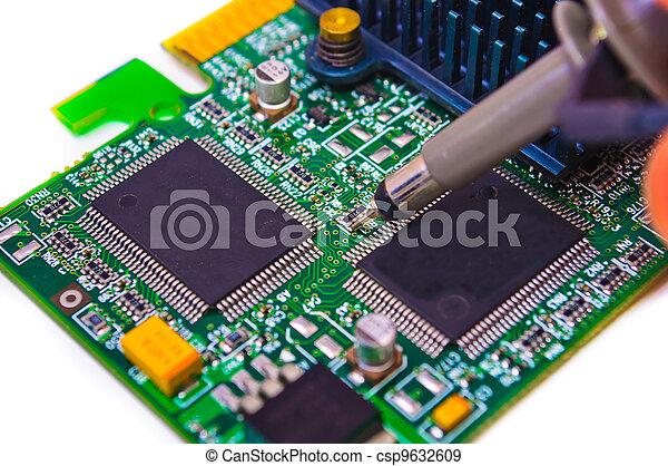 Repair and diagnostic electronics - csp9632609
