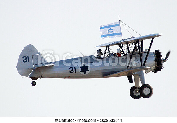 Israel Air Force - Air Show - csp9633841