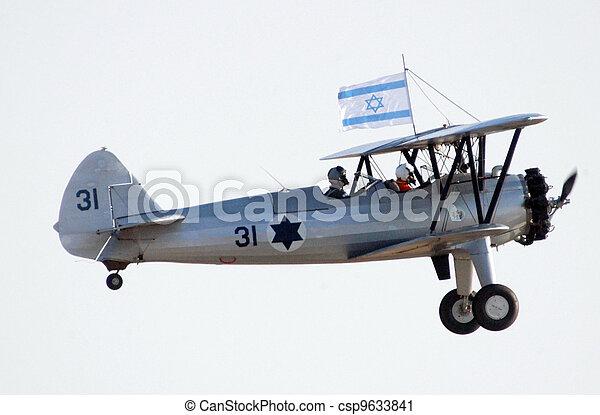 Israel Air Force - Air Show - csp9633841