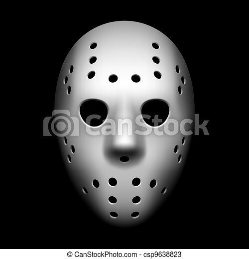 Hockey mask - csp9638823
