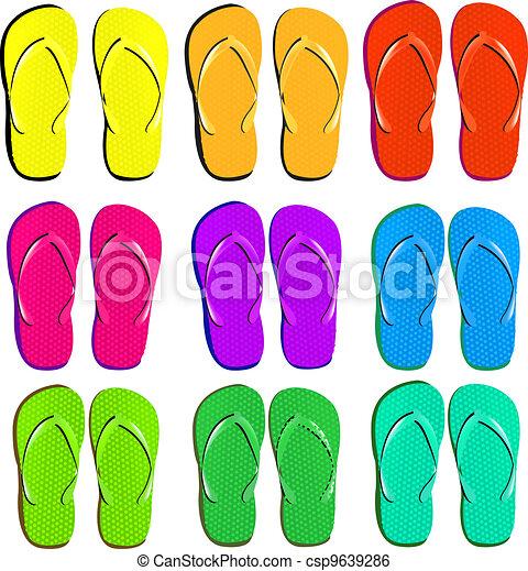 Flip Flops Set - csp9639286