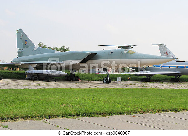 Strategic bomber - csp9640007