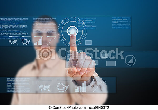 Technologies of the future  - csp9640372
