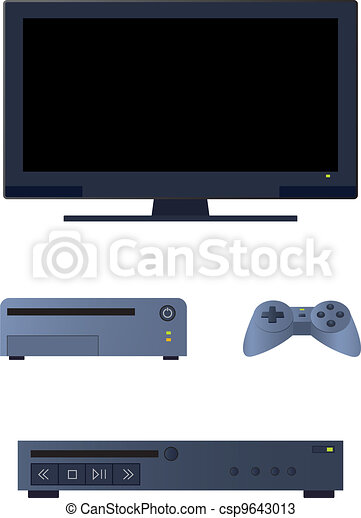 Television Electronics - csp9643013