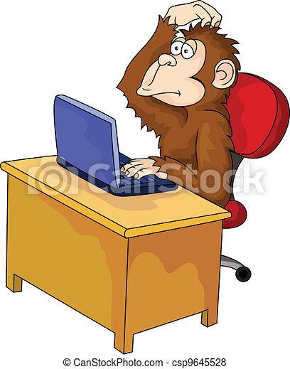 Bonobo Illustrations and Clip Art. 14 Bonobo royalty free ...