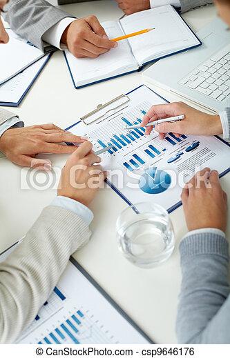 Economics study - csp9646176