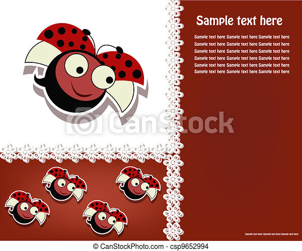 Ridiculous ladybugs - csp9652994
