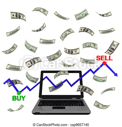 Electronic trading - csp9657140