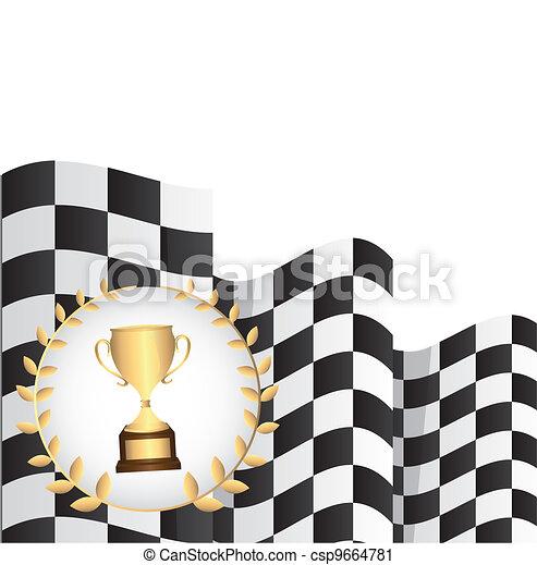 trophy - csp9664781
