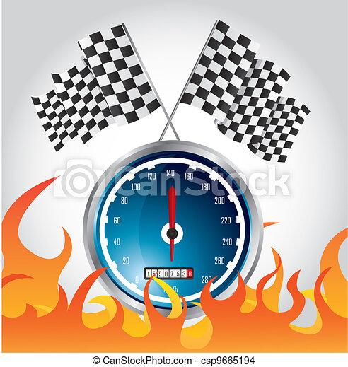 speed racing - csp9665194