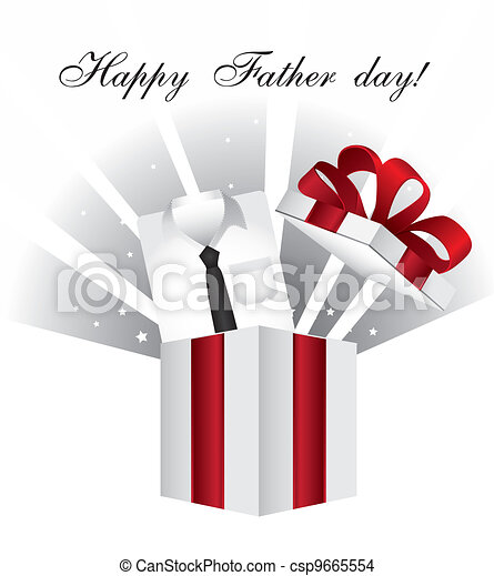 father day - csp9665554