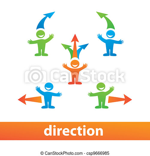 direction - csp9666985