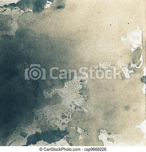 Ink texture - csp9668226