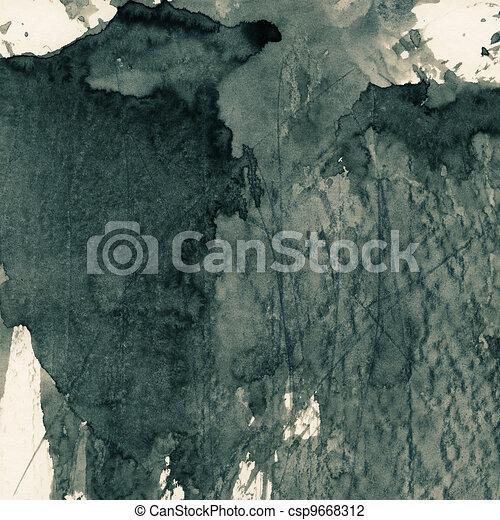 Ink texture - csp9668312