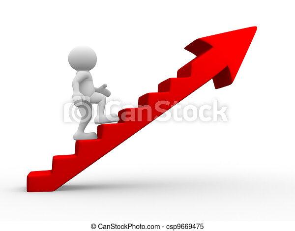Stairs - csp9669475