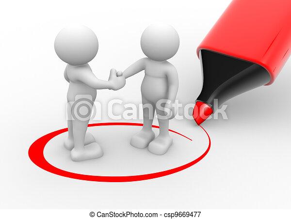 Partners - csp9669477
