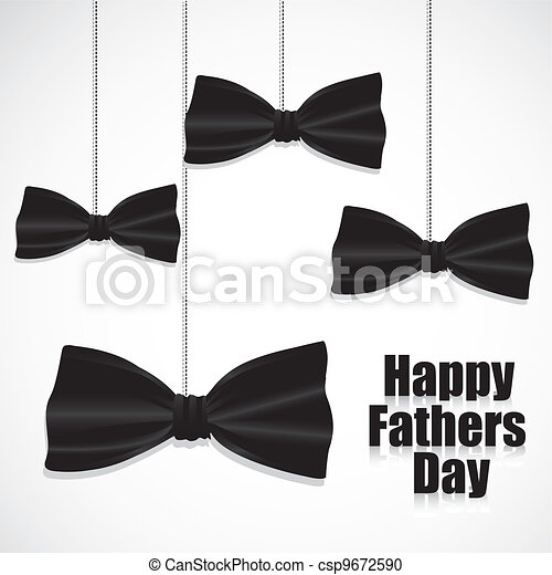 neckties hanging - csp9672590