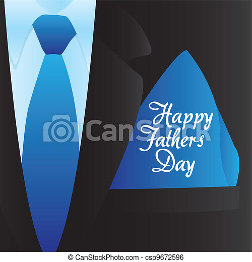 Happy Father's Day - csp9672596