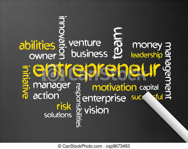 Entrepreneur - csp9673493