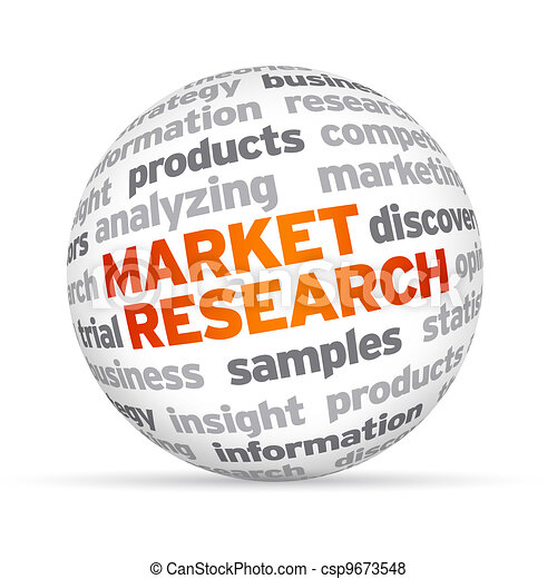 Market Research - csp9673548