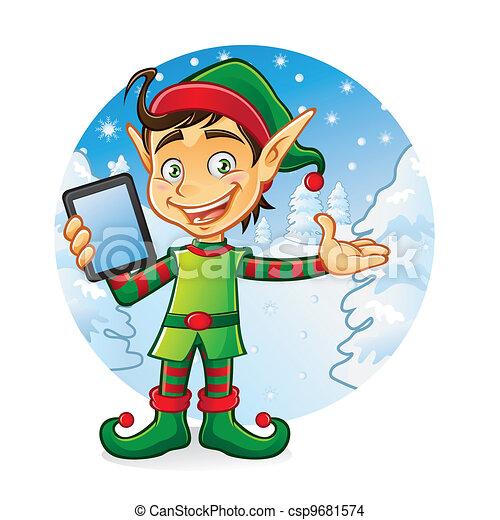 Elf Gadget - csp9681574