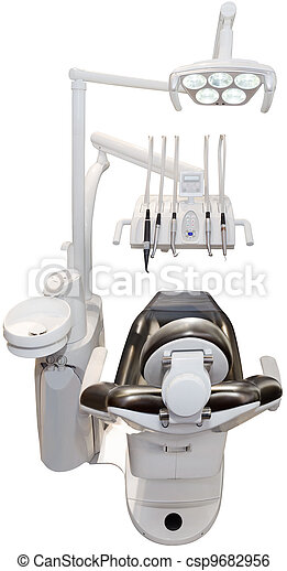 Dentist Chair Cutout - csp9682956