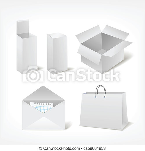 Set of different storage - csp9684953
