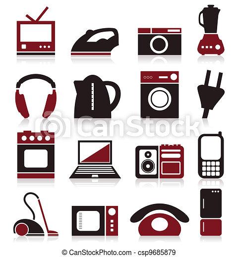 Home appliances - csp9685879
