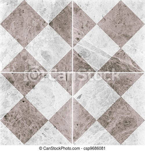 Four different marble texture - csp9686081